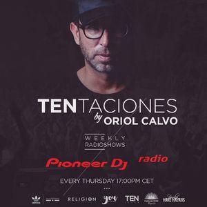 Oriol Calvo - TENtaciones #036 (Guest Victor Aguero)