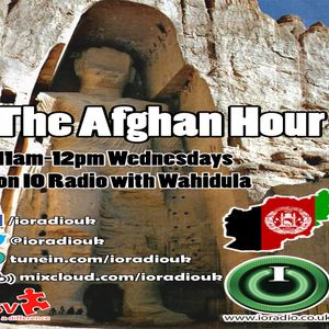 The Afgan Hour with Wahid on IO Radio 01/04/15
