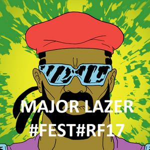 Major Lazer party RF17 by Fednok | Mixcloud