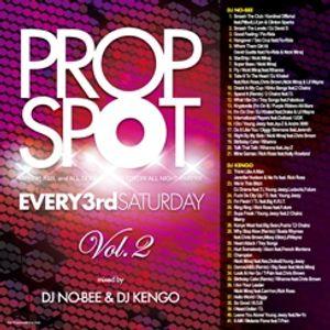 DJ NO-BEE & DJ KENGO  PropSpot MIX Vol.2