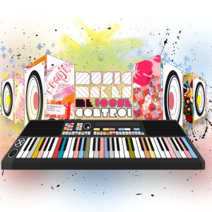 Music makes me lose Control