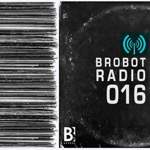 Junior Sanchez Presents - Brobot Radio #016 (feat. Matthew Warren)