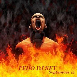 """""""C'mon"""" Fedo Dj set september 2012"""