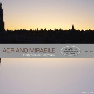 Adriano Mirabile - Elektronische Herzmusik @ Les Amis (part 1 of 3)