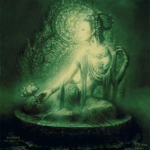 Mantra XIX [Praises to the 21 Taras]