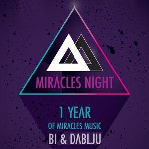 BI & DAblju - ''Miracles Night'' 1 year of Miracles Music - Part 2 @ Keller Bar (18.04.15)