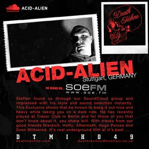 DTMIX049 - Acid-Alien [Stuttgart, GERMANY]