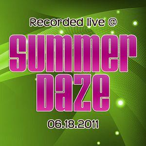 Live @ Summer Daze 06.18.2011