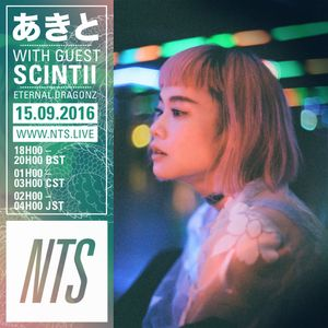 Akito & Scintii - 15th September 2016