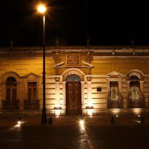 El Palacio de Gobierno de Aguacalientes