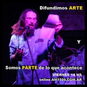 9-11-2018 ARTE Y PARTE audio