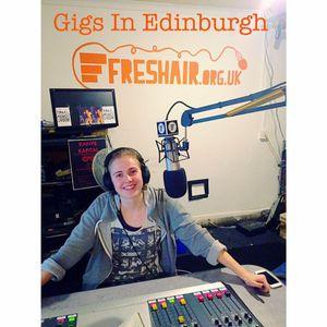Gigs in Edinburgh show 4