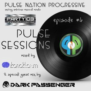 Pulse Sessions 006 with ikonoklazm & guest Dark Passenger