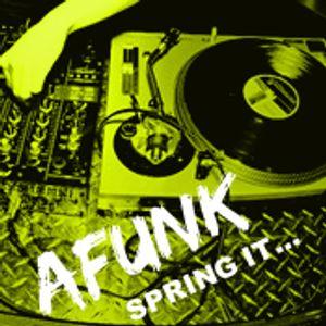 its 'SPRUNG' - Sans Mix 22