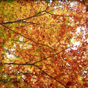 Untergrundwelle 678 - Folge #61 / Die über Herbstlaub