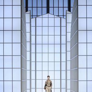 Hugo Boss Black AW10 Fashion show