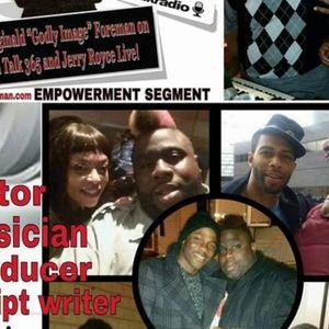 """Empowerment "" with Reginald Foreman featuring Maurice Luke"