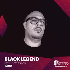 IFM Radio pres The Legendary (radio show) w. Black Legend - Guest: Jas P - www.ifmradio.ro