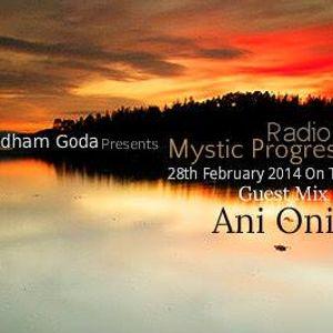 Ani Onix - Mystic Progressions [28-February-2014] - Tm-radio