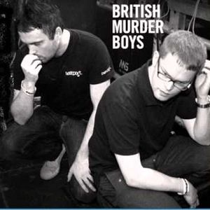 Techno Scene Classic : British Murder Boys (Surgeon & Regis) @ Dogma, Edinburgh 01.04.2005
