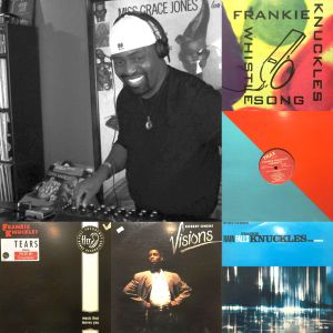 Reposters of defmix frankie knuckles old school mix for Old house music mix