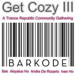 Get Cozy 3 Live Set (Part 2)