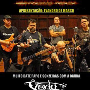 PROGRAMA ESTUDIO ROCK COM EVANDRO DE MARCO - VODU