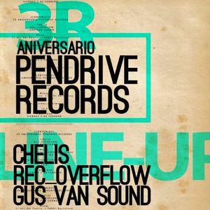 GUS VAN SOUND at Moog (Pendrive 3er Aniversario)