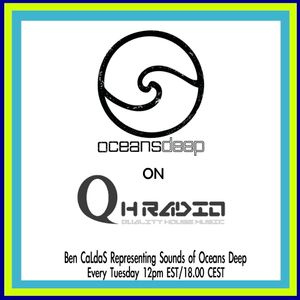 Ben CaLdaS representing Sounds of Oceans Deep on QHRadio 1/29/13 Show