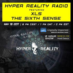 Hyper Reality Radio 059 – XLS & The Sixth Sense
