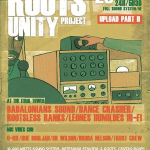 02 Rootsless Ranks round @ Sala Upload (29-11-13)