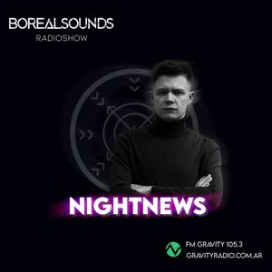 BOREALSOUNDS RADIOSHOW EP 61 GUEST MIX BY NIGHTNEWS