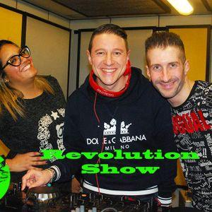 Revolution Radio Show (27- 02- 2018) Special Guest DJ Omar Cracchiolo From The Mode (Legnano)