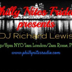 Philly Nites Friday 07/03/2015 Podcast 119 by Richard Lewis