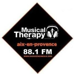 Émission Musical Therapy 11/11/K16 - W/ AndreA & Olivier Vigo