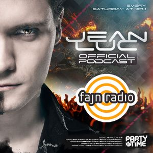 Jean Luc - Official Podcast #184 (Party Time on Fajn Radio)