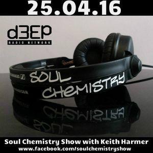 25.04.16 Soul Chemistry (D3ep Radio Network)