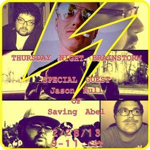 Thursday Night Brainstorm FEAT Jason Null