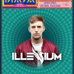 Illenium @ Maya Music Festival 2020, Pattaya Thailand