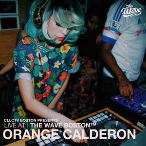 The Wave Boston (07/26) - Orange Calderon