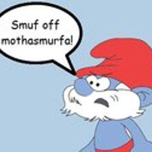 SHM v G smurf off