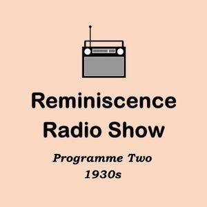 Show 2: 1930s