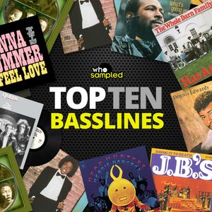 Top 10 Most Sampled Basslines [Playlist]