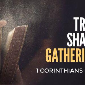 Truth Shaped Gatherings [1 Corinthians 14:1-25]