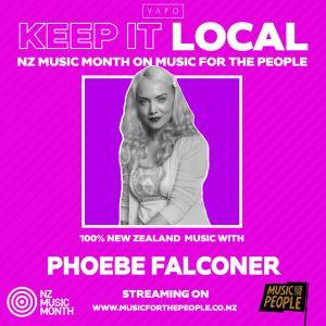 Phoebe Falconer - KEEP IT LOCAL