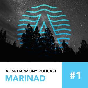 Marinad - AERA HARMONY podcast 1 (AERA RECORDS)