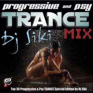 Dj Siki Progressive & Psy TRANCE MIX