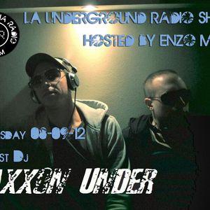 LA Underground Radio Show w/ JAXXON UNDER (Frankfurt) hosted by Enzo Muro