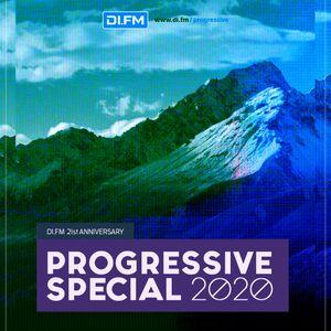 CJ Art - DI.FM's 21 Year Anniversary Progressive Special 2020