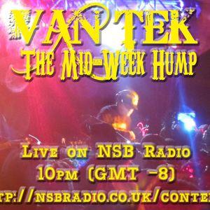 Van Tek - The Mid-Week Hump 004 on NSB Radio